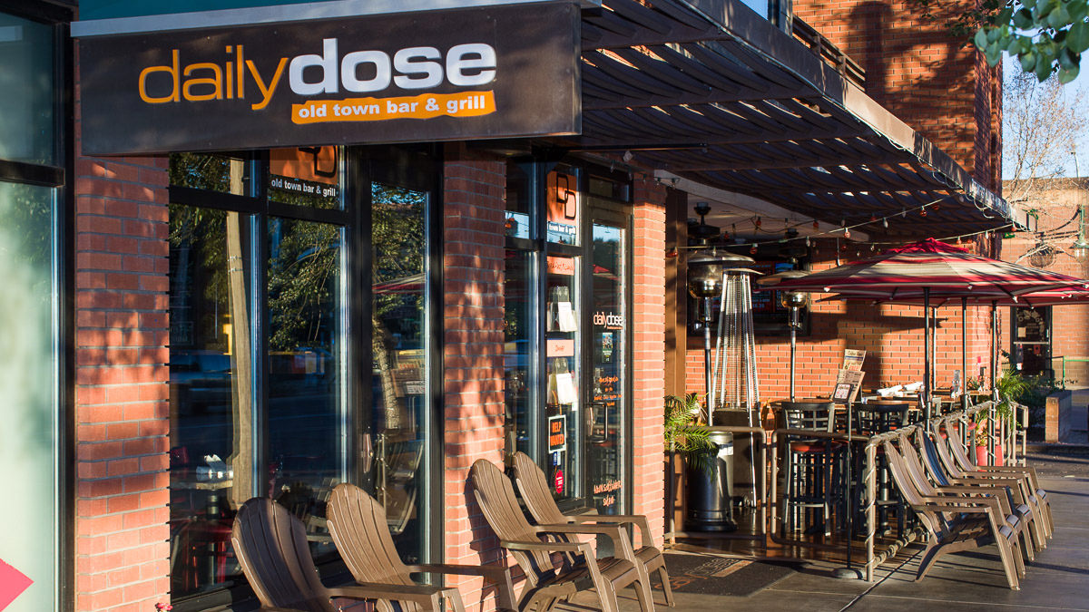 Daily Dose Old Town Scottsdale location